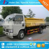 Hot Hot Highly Recommended 4CBM 4*2 Chemical liquid tank truck sulfuric acid tank truck for sale