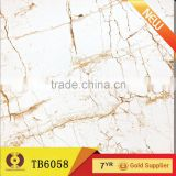 600*600 porcelain marble tile floor tiles prices in sri lanka (TB6058)                                                                         Quality Choice