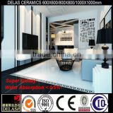 high whiteness crystallized super white polished glossy glass porcelain granite tile