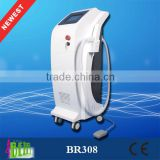 2016 Newest ! High Power Q-switch Laser Tattoo Removal Nd Yag Laser Machine Device / Nd Yag Laser Multifunction Machine Telangiectasis Treatment