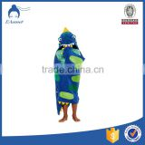 anxin towel- cute 100 cotton kids hooded bath towel children bathrobe                                                                                                         Supplier's Choice