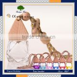 5ML/8ML/10ML wholesale car air freshener bottles custom made hanging empty glass perfume bottle
