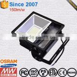 Replace metal halide lamp rechargeable led floodlight 2000w