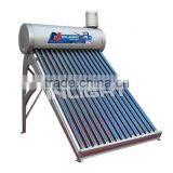 Evacuated Tube Low Pressure Tube Solar Water Heaters - Hot Sale