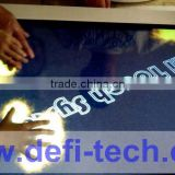 "16points 55"" IR touch frame/touch screen for touch table"