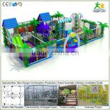 Free design CE & GS standard eco-friendly LLDPE kids indoor play ground equipment