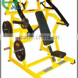 Fitness sports strong body building Olympic Front gym exercise Super Incline Press equipment