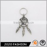 Top grade simple design anti silver dream catcher finger ring                                                                                                         Supplier's Choice