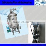 Self-Cleaning Ballast Water Filter/Reach Wash System