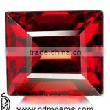Garnet Loose Wholesale Gemstone For Necklaces Denmark 19x24 Baguettes Garnet Wholesale Gemstone Cut