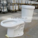 OEM acceptable toilet bowl chaoan two piece sanitaryware toilet                                                                         Quality Choice