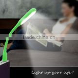 Portable USB Flexible Mini LED Light Product Reading Light Led light Housing Power Bank Energy Saving, Night Book Reading