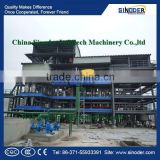 SINODER Edible Cooking Oil Refinery Plant sunflower the newest design edible oil refining machine