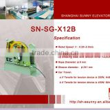 Digital speed governor,elevator over speed governor,elevator speed governor,speed governor ,SN-SG-X12B