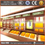 Supply all kinds of floating display,golf ball display rack,showroom wooden sample display rack