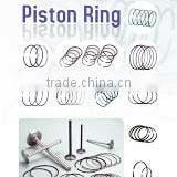 Japanese truck Engine piston ring for NISSAN/ISUZU/HINO/MITSUBISHI/FUSO/MAZDA