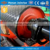 China supplier magnetic pulley 3000~4000 gauss magnetic pulley for belt conveyor