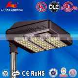 best selling products in europe 36000lm waterproof IP 66 cree led chip packing lot light 300w led street light