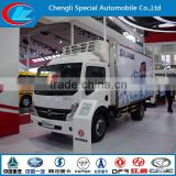 The Smallest Refrigerator Freezer Truck Mini Refrigerated Truck DONGFENG Refrigerator Trucks