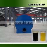 hot sale waste fuel oil refining equipment environmental protection waste oil distillation equipment