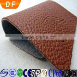 faux leather fabric textured faux soccerball volleyball microfiber leather trade assurance supplier
