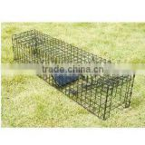 Metal wire rat trap cage SD607