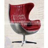 Modern furniture red leather sex sofa chair