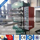 Tyre Recycling Line/Waste Tires Recycling For Crumb Rubber/Rubber Granules And Rubber Tile Machine