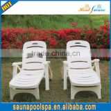 plastic beach chair swimming pool chair,sun bed