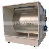 2.5m spray paint booth, car spray booth for sale No.LYH-WTPM023-1 galvanization material
