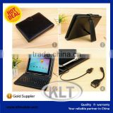 OEM 7,8,9,9.7 10 inch Universal Tablet Case , leather tablet keyboard case, Plastic USB keyboard tablet case