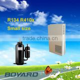 portable aircon parts dehumidifier Kompressor rotary R134A JVB075K 855W replace hitachi BSA654DT for outdoor condensing unit