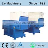 Single Shaft Plastic Shredder for plastic pp pe pet lump