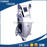 brand power supply high end xenon lamp shr ipl nd yag laser hair and tattoo removal machine