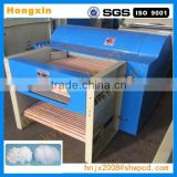factory supply fiber carding & sofa cushion filling machine