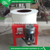small model ball granulator with the power 7.5 kw,capacity is 200-500kg/h