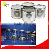 vacuum fruit can seamer/glass can capper machine/glass jar sealing machine