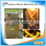 top quality Ice cream cone corn puffing machine/Puffed corn stick maker/ice cream cone making machine