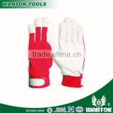 GL039 light duty driver glove/pig grain leather driver glove