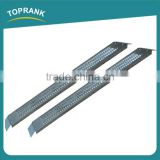 193*23cm 1000LB capacity atv ramps truck car steel loading ramp