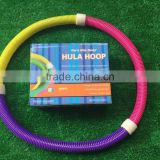 Fitness spring slimming beauty waist soft hula hoop