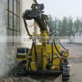 2015 China Professional Manufacturer of High Qaulity Long Service Life DTH Hammer Crawler Drilling Rig