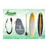 Squash tail Fatboy nose Stand up paddle boards surfboards for boys / girls