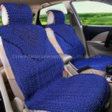 Car seat cushions Pure Hand-knitted Car Flax cushion Four Season seat cushions Upscale car seat cushions