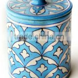 Blue pottery Burnee