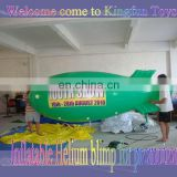 KF Top inflatable helium blimp