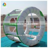 Inflatable commercial water fun rollers for Water part game