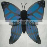122-5 Blue Butterfly Wing
