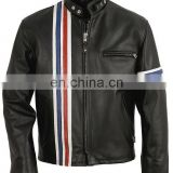 Branded Leather Motorcycle Jackets