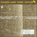 Woven reactive dyed linen viscose blend fabric Fabric, for Women Dress